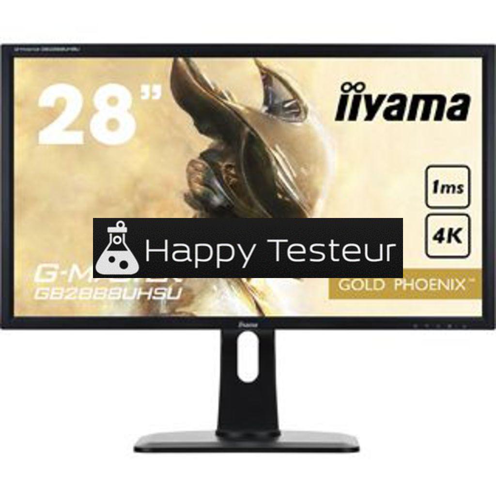 test Iiyama G-Master GB2888UHSU