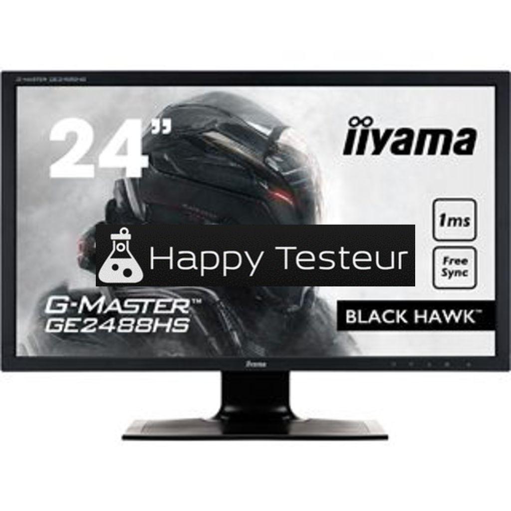 test Iiyama G-Master GE2488HS-B2