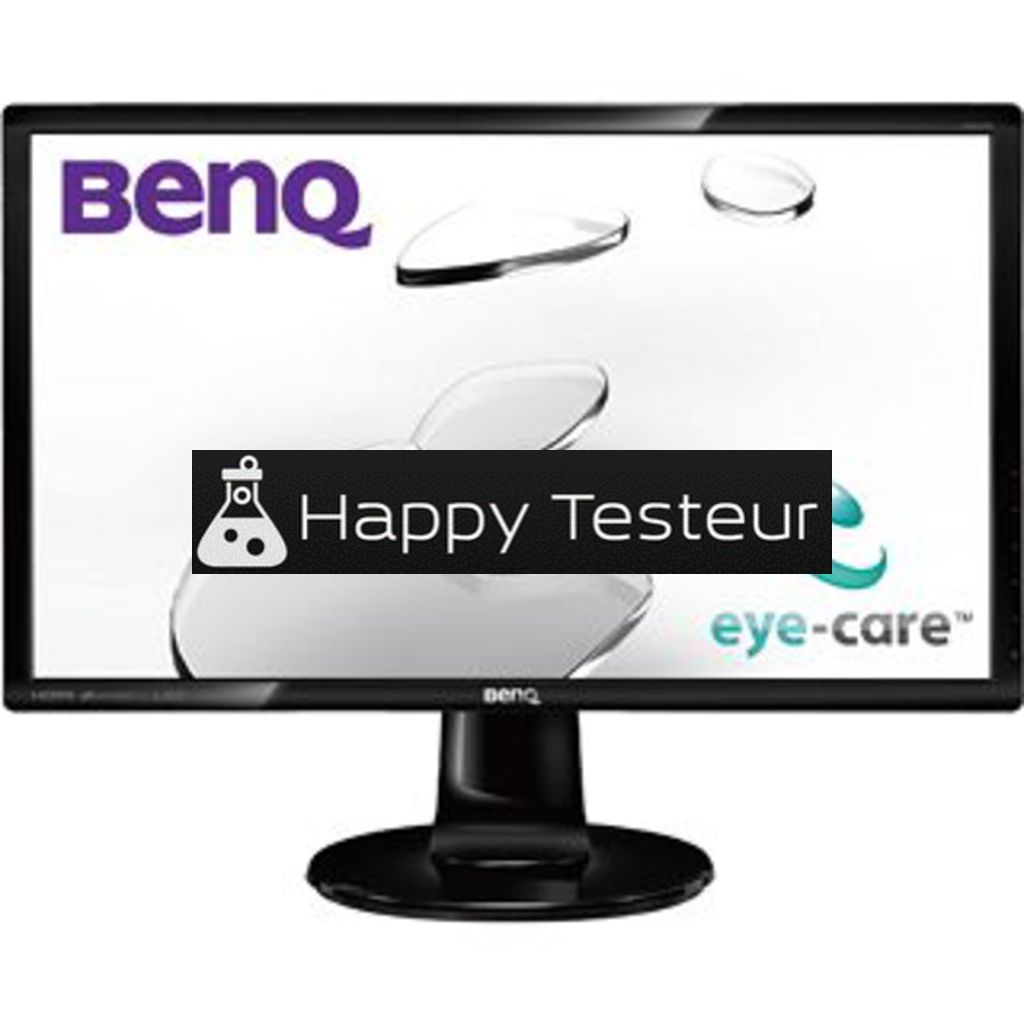 test BenQ GW2760HM