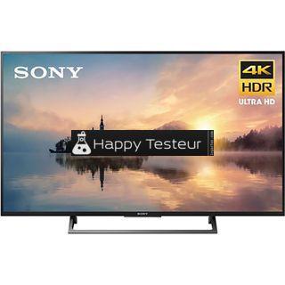 test Sony KD-49X720E