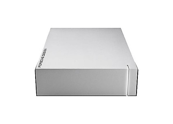 test LaCie Porsche Design - 4 TB - USB 3.0