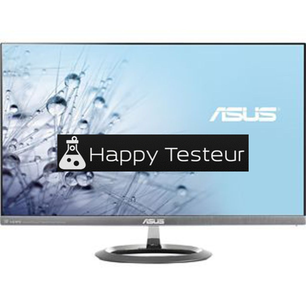 test Asus MX25AQ
