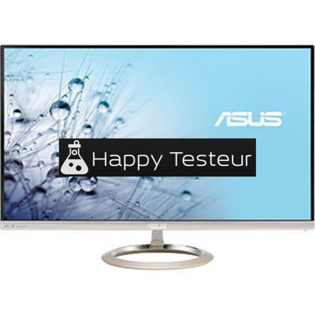 test Asus MX27UQ