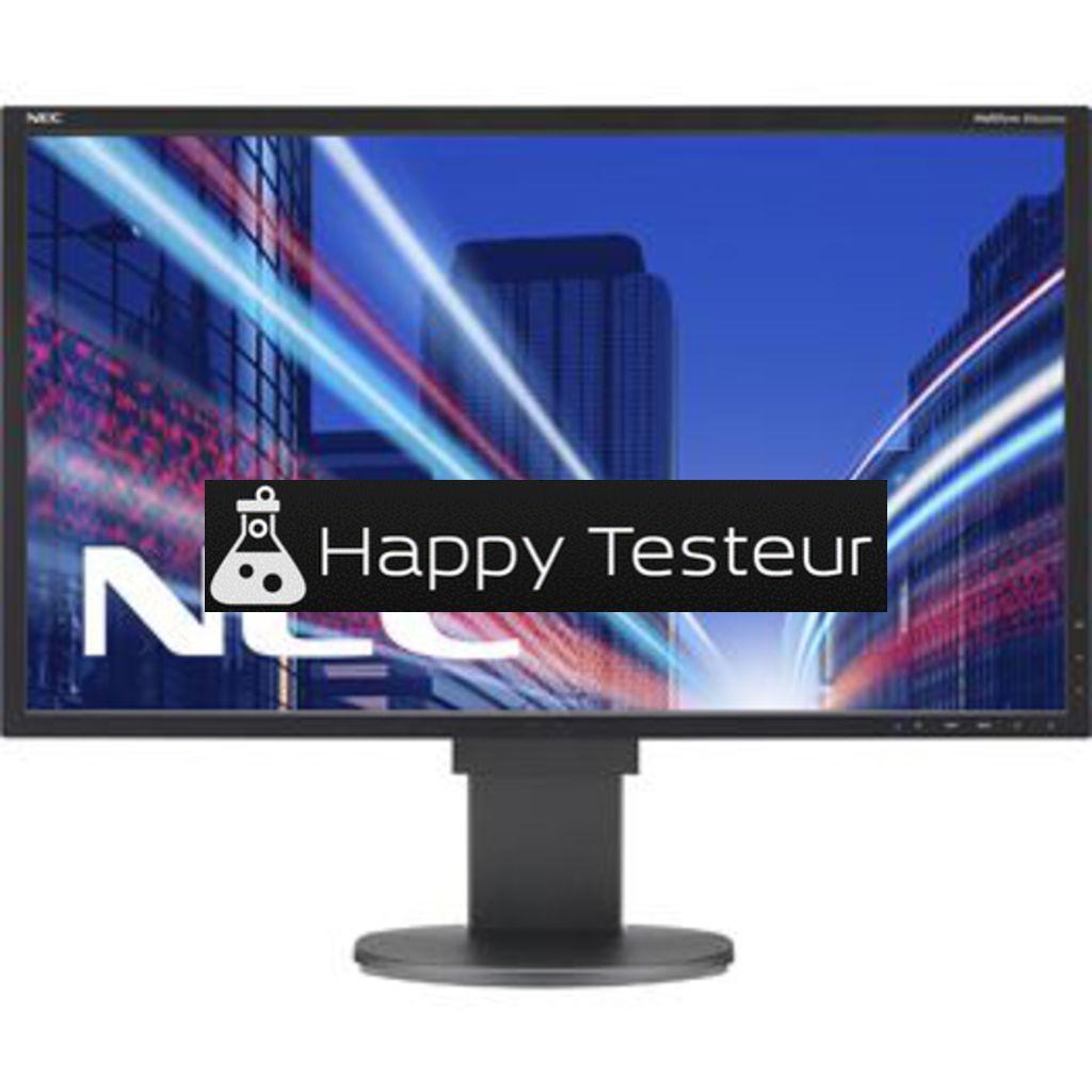 test NEC MultiSync EA223WM