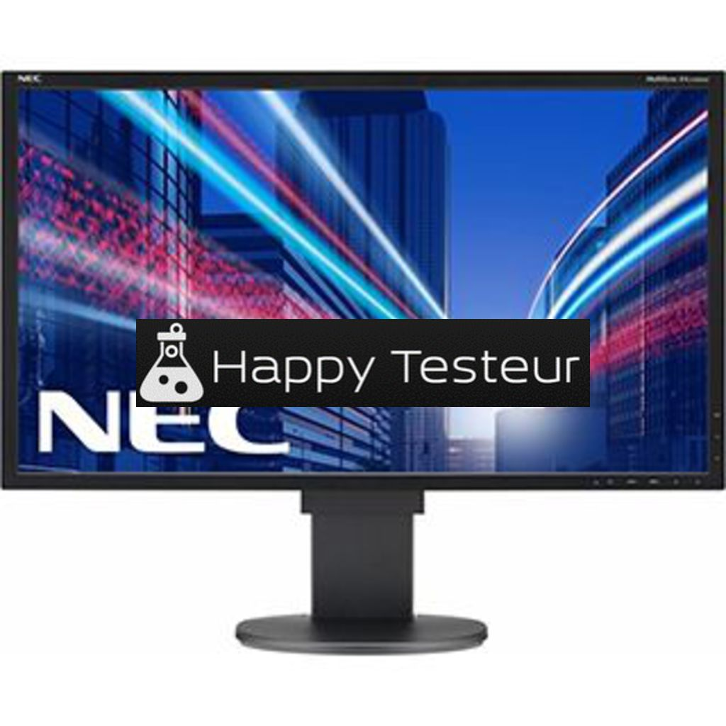 test NEC MultiSync EA244WMi