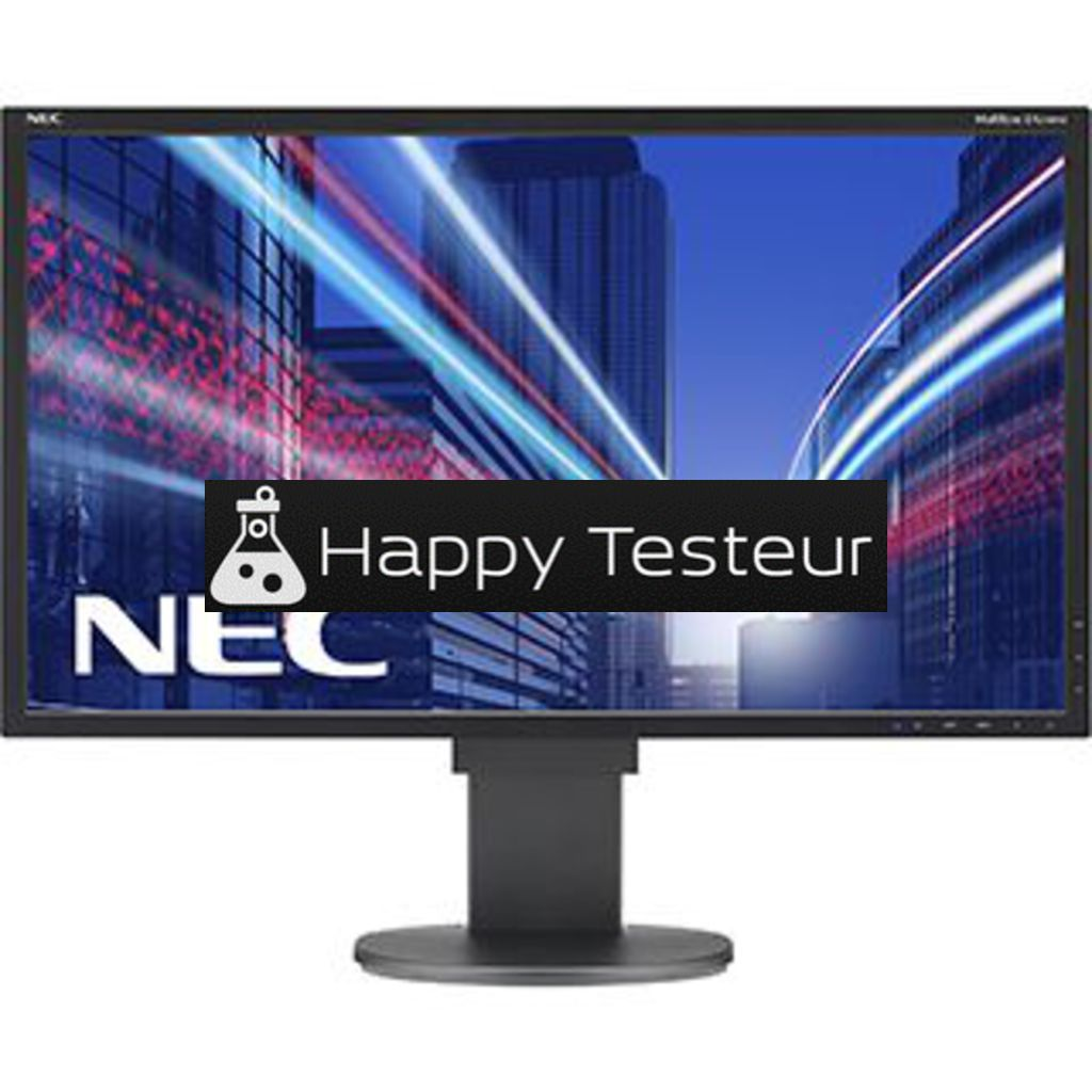 test NEC MultiSync EA274WMi