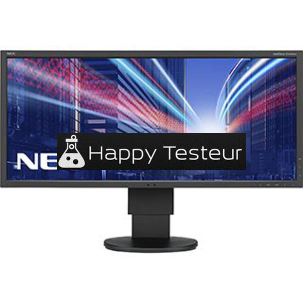 test NEC MultiSync EA294WMi