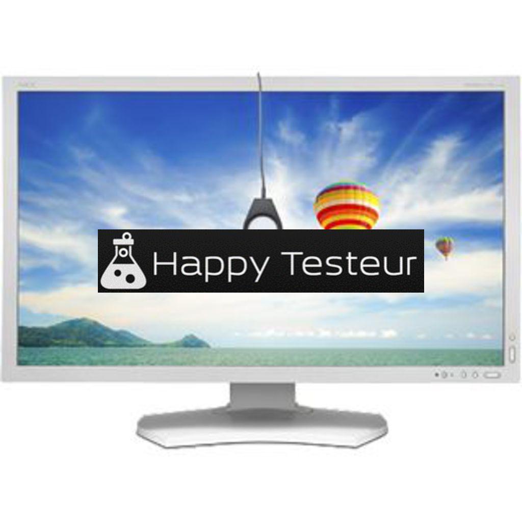 test NEC MultiSync PA272W-SV