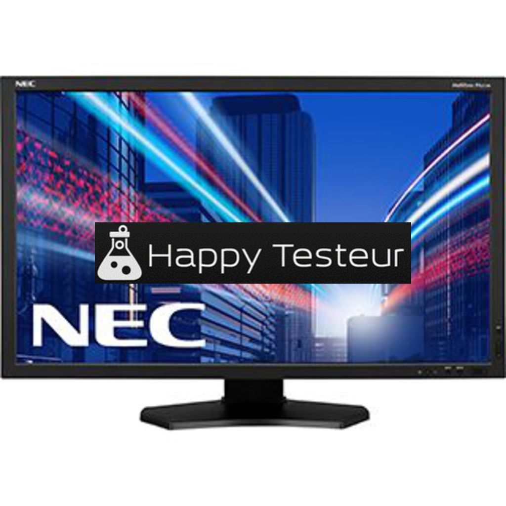 test NEC MultiSync PA272W