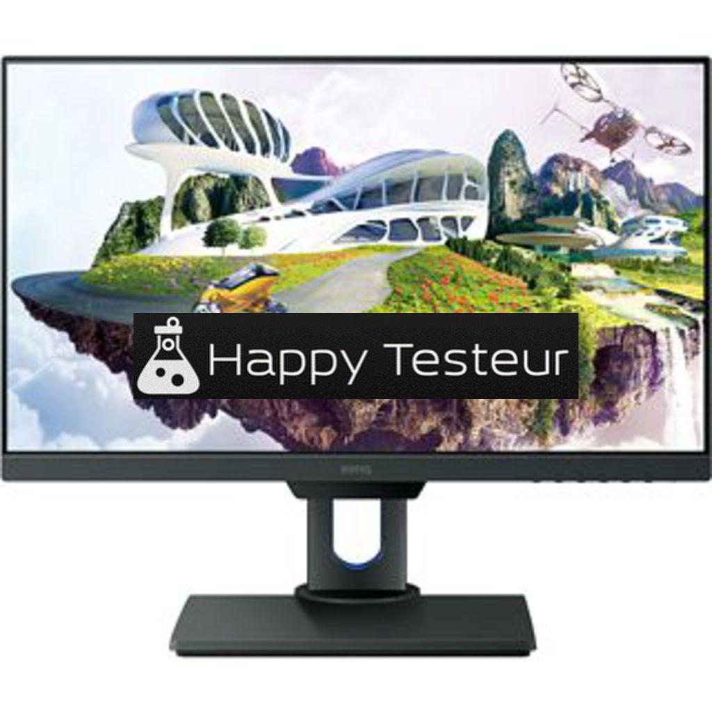 test BenQ PD2500Q