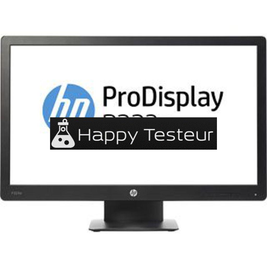 test HP ProDisplay P223a