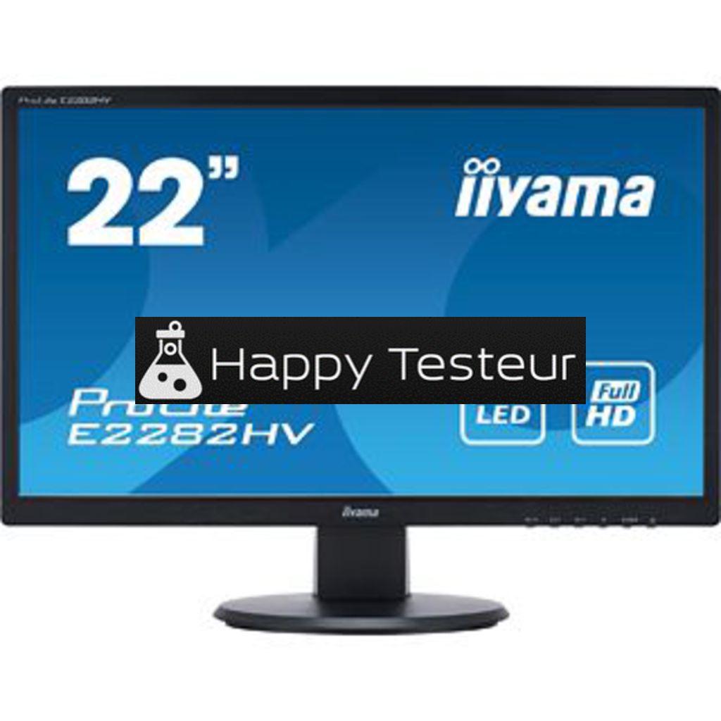 test Iiyama ProLite E2282HV-B1