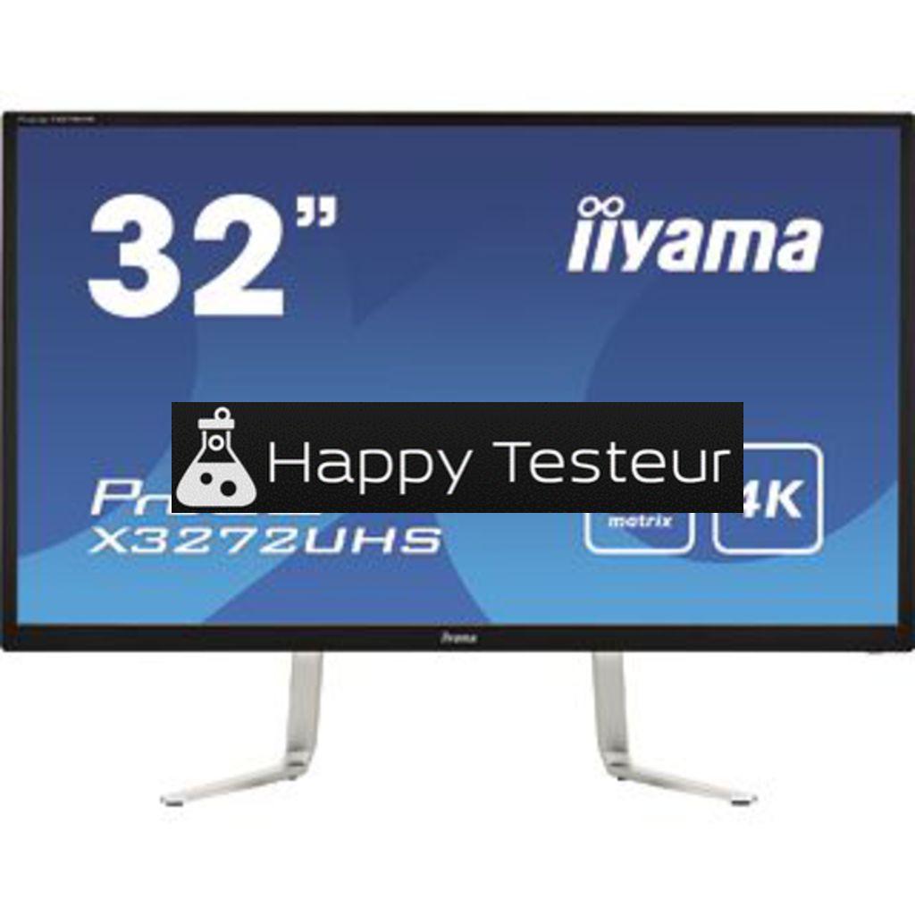 test Iiyama ProLite X3272UHS