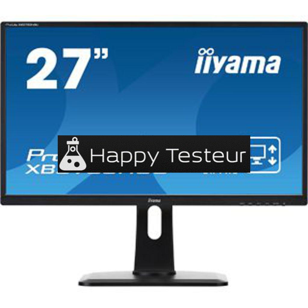 test Iiyama ProLite XB2783HSU-B1