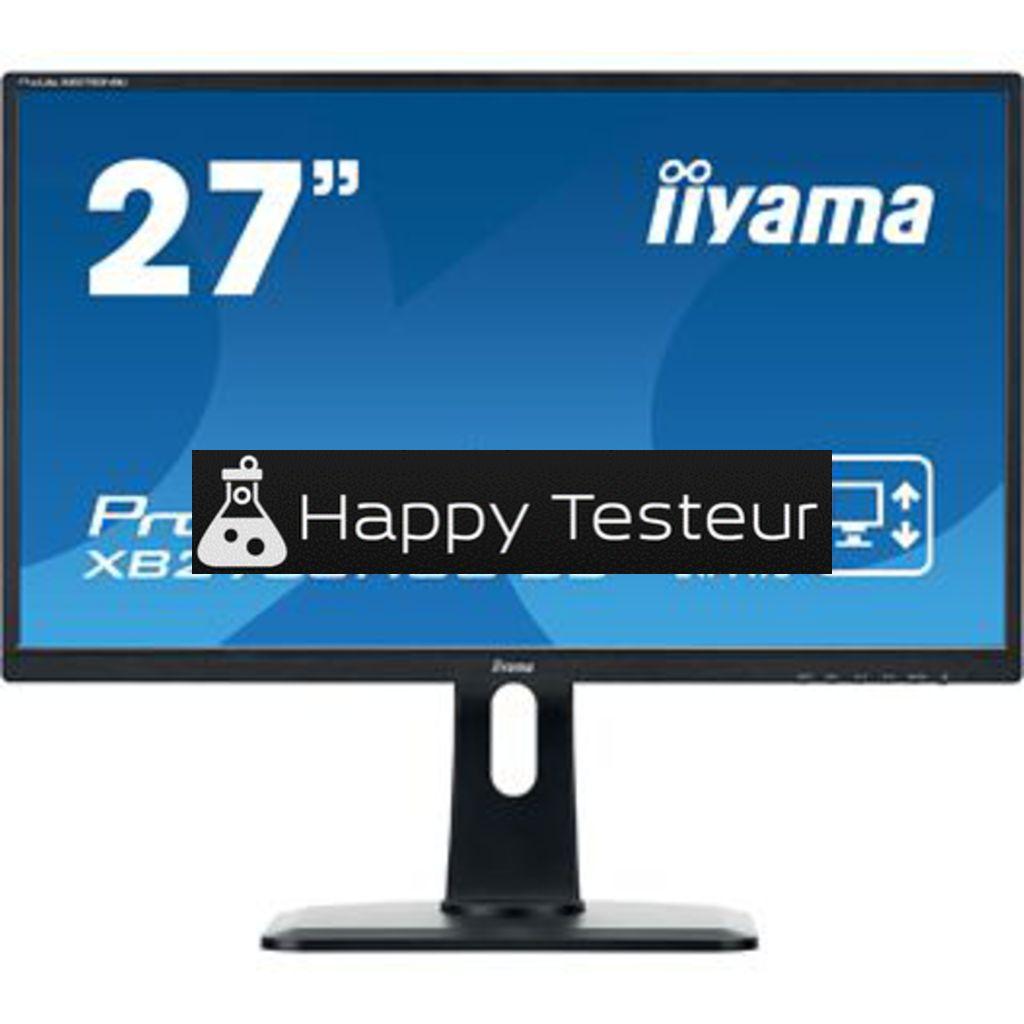 test Iiyama ProLite XB2783HSU-B3