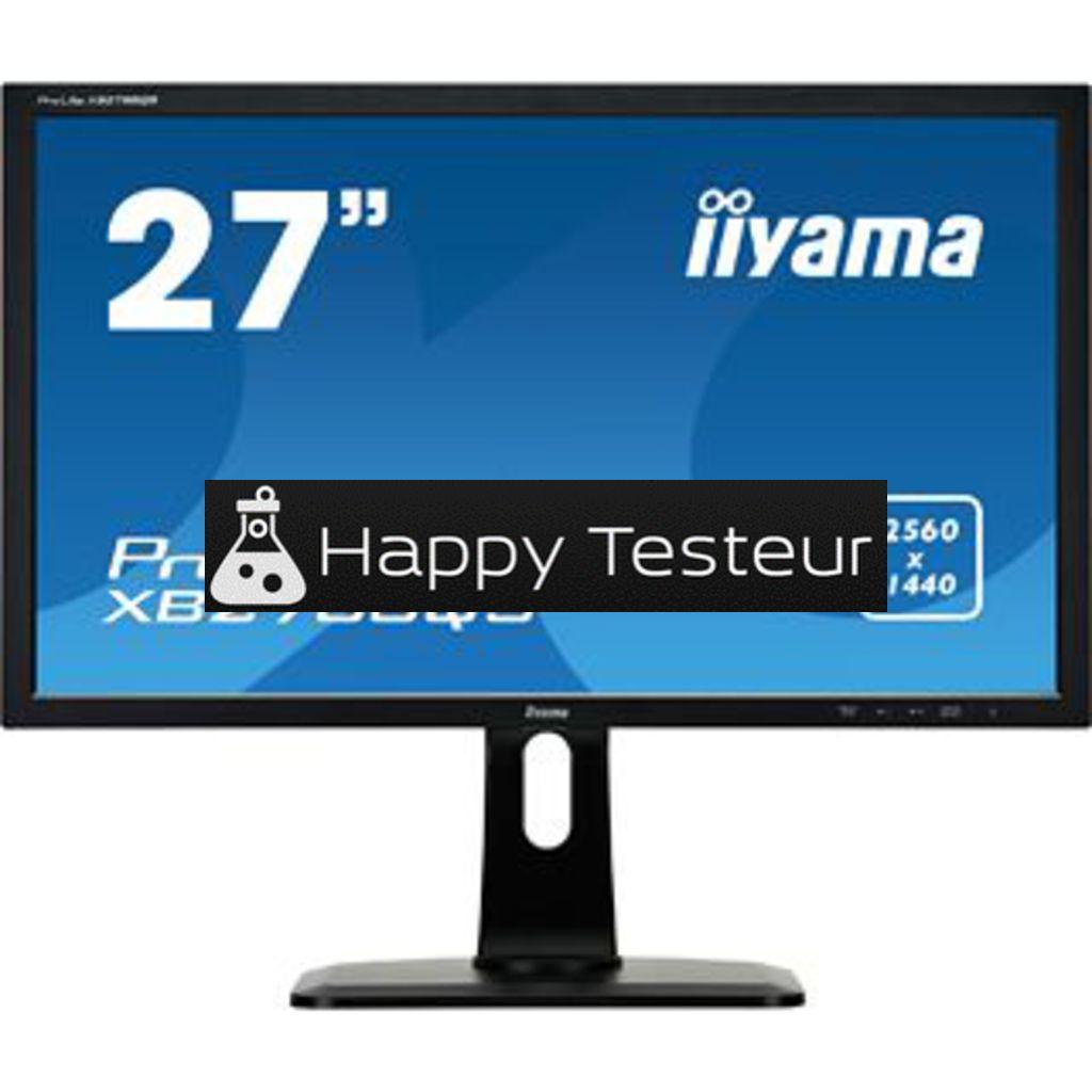 test Iiyama ProLite XB2788QS-B1