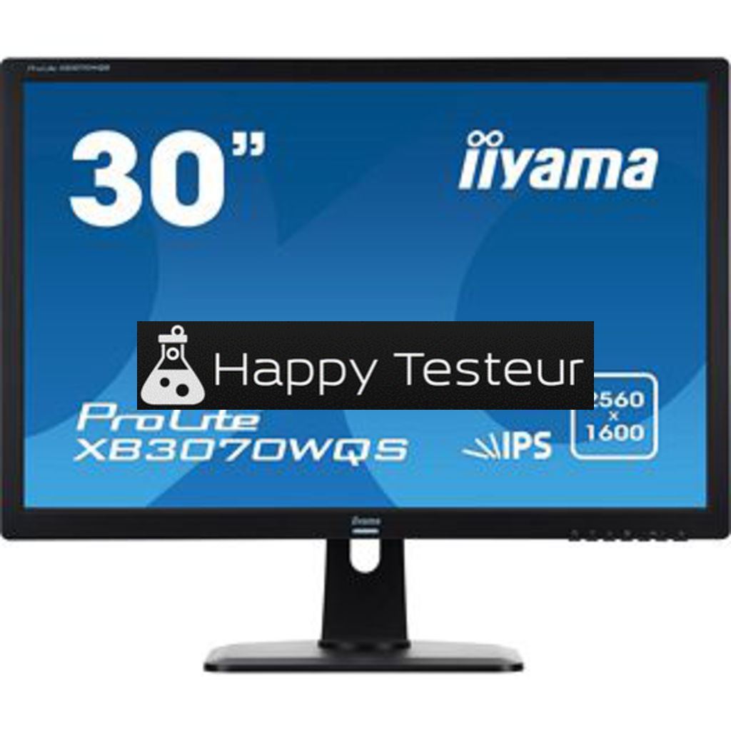 test Iiyama ProLite XB3070WQS