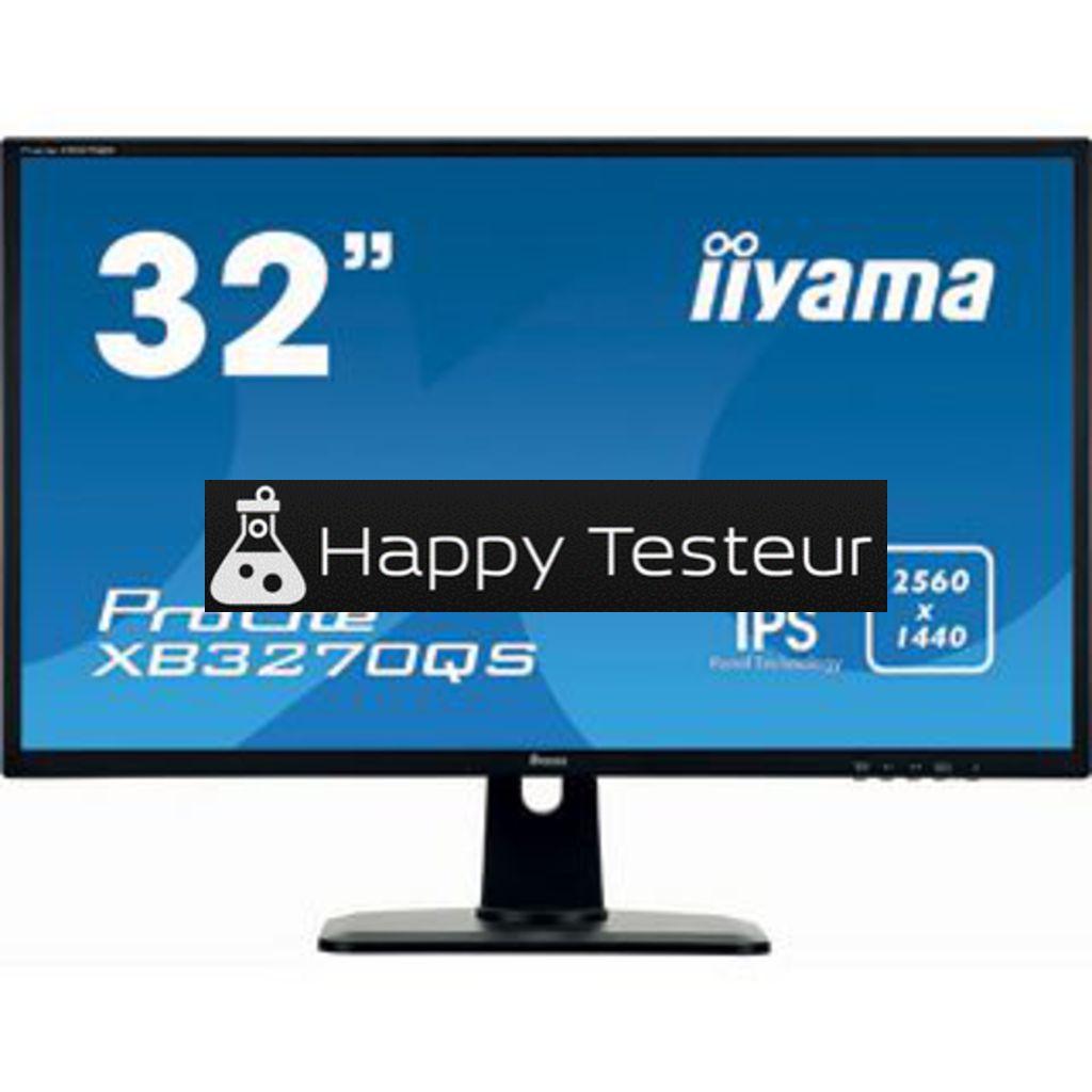 test Iiyama ProLite XB3270QS-B1