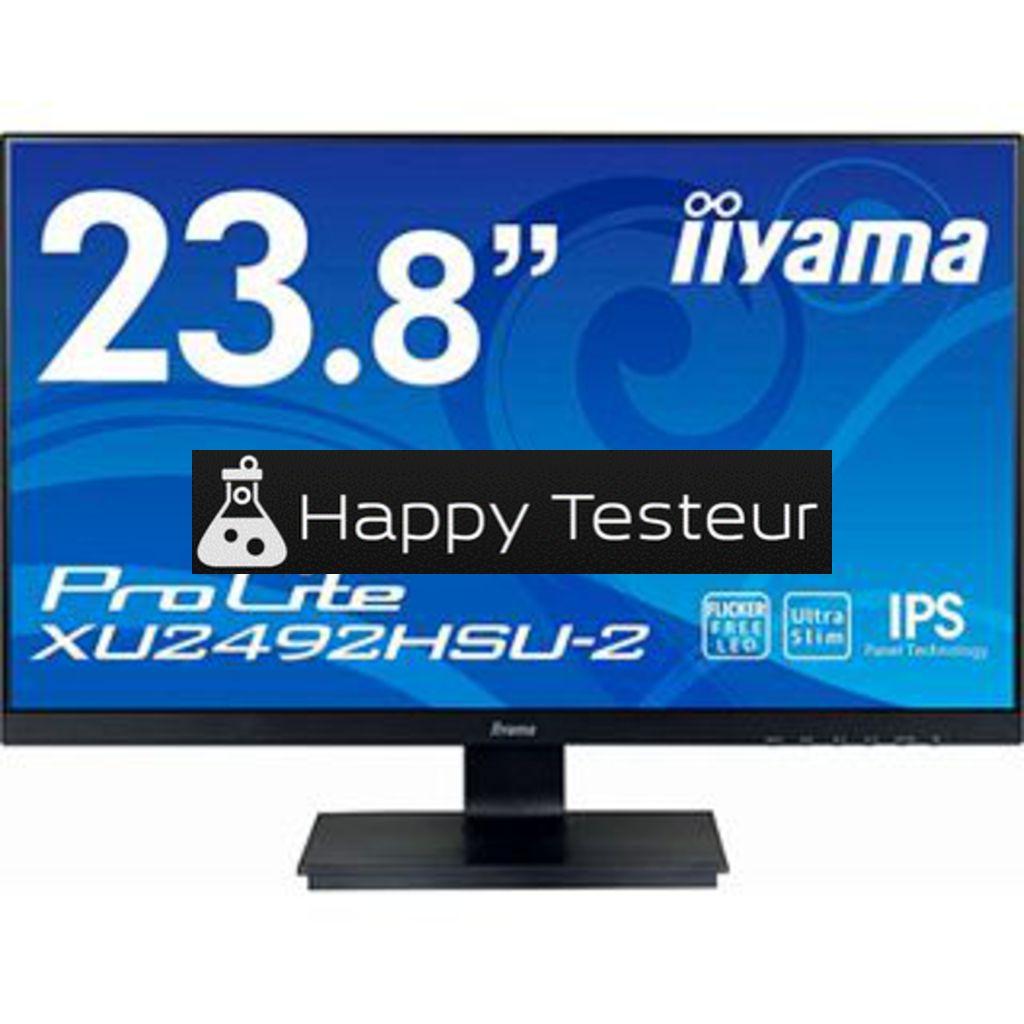 test Iiyama ProLite XU2492HSU-2