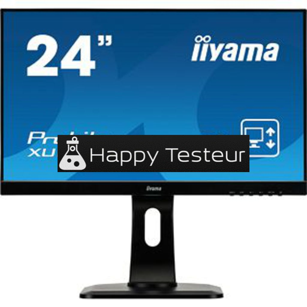 test Iiyama ProLite XUB2492HSU