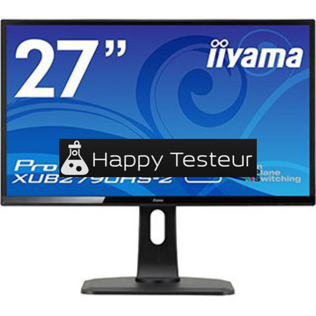 test Iiyama ProLite XUB2790HS-2
