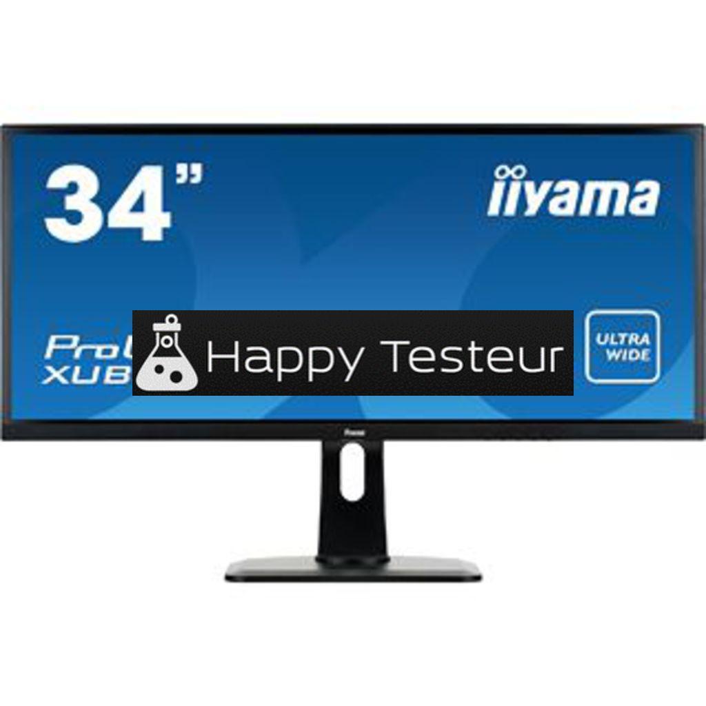 test Iiyama ProLite XUB3490WQSU