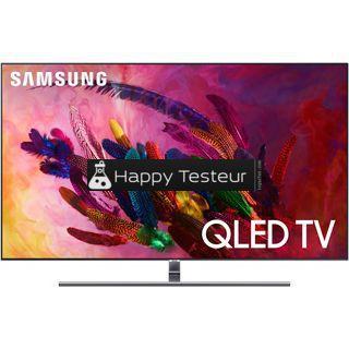 test Samsung QN65Q7FN