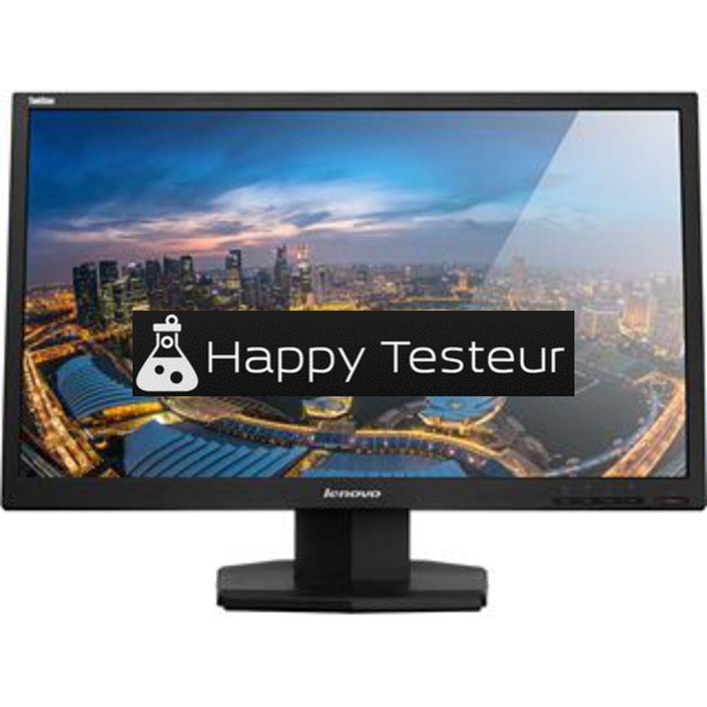 test Lenovo ThinkVision LT2423