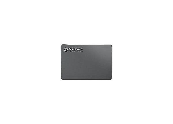 test Transcend StoreJet 25C3 - 2 TB - USB 3.0