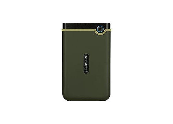 test Transcend StoreJet 25M3 Slim - 1 TB - USB 3.0