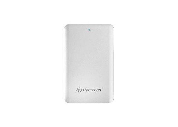 test Transcend StoreJet 300 - 2 TB - USB 3.0 bolt