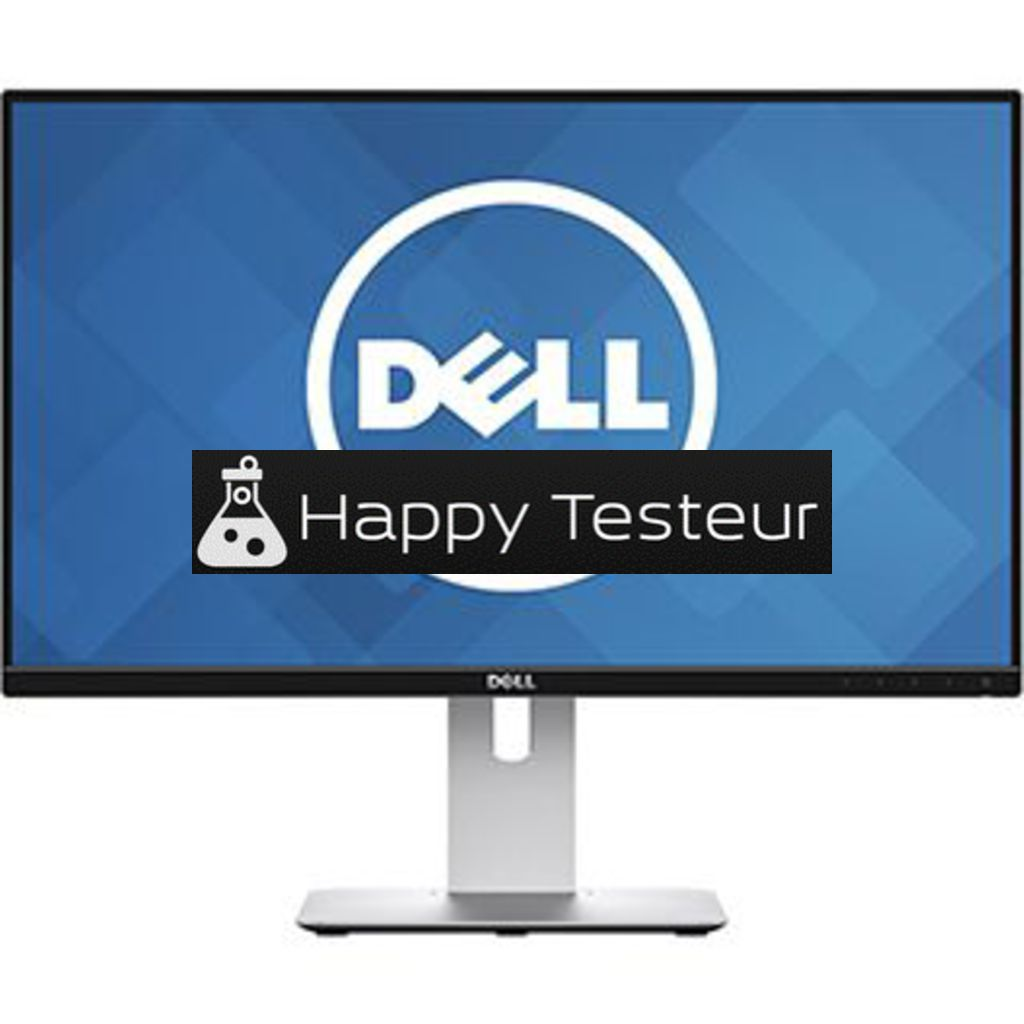test Dell U2417HWi