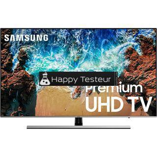 test Samsung UN49NU8000