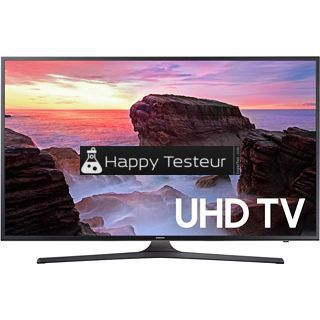 test Samsung UN75MU6290