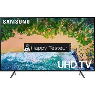 test Samsung UN75NU7100