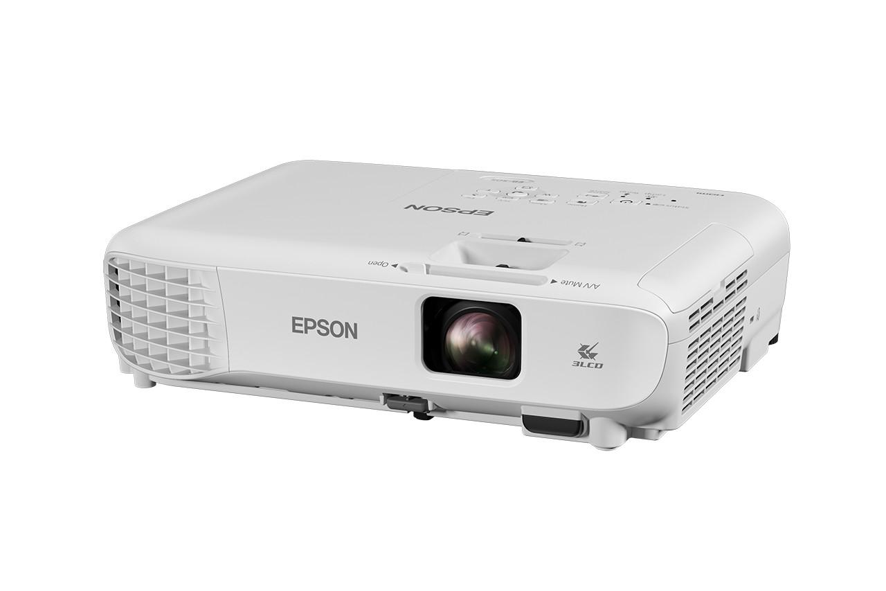 test Epson EB-S05