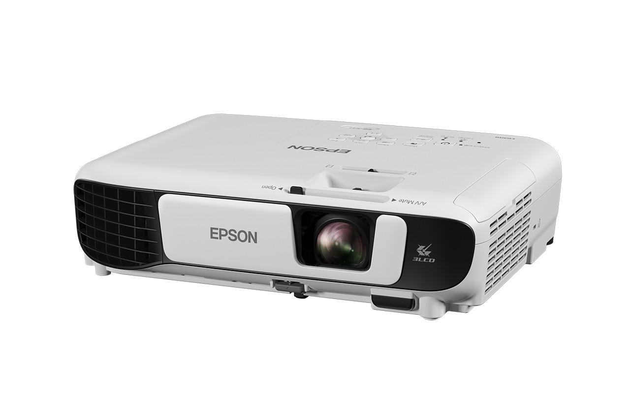 test Epson EB-W41