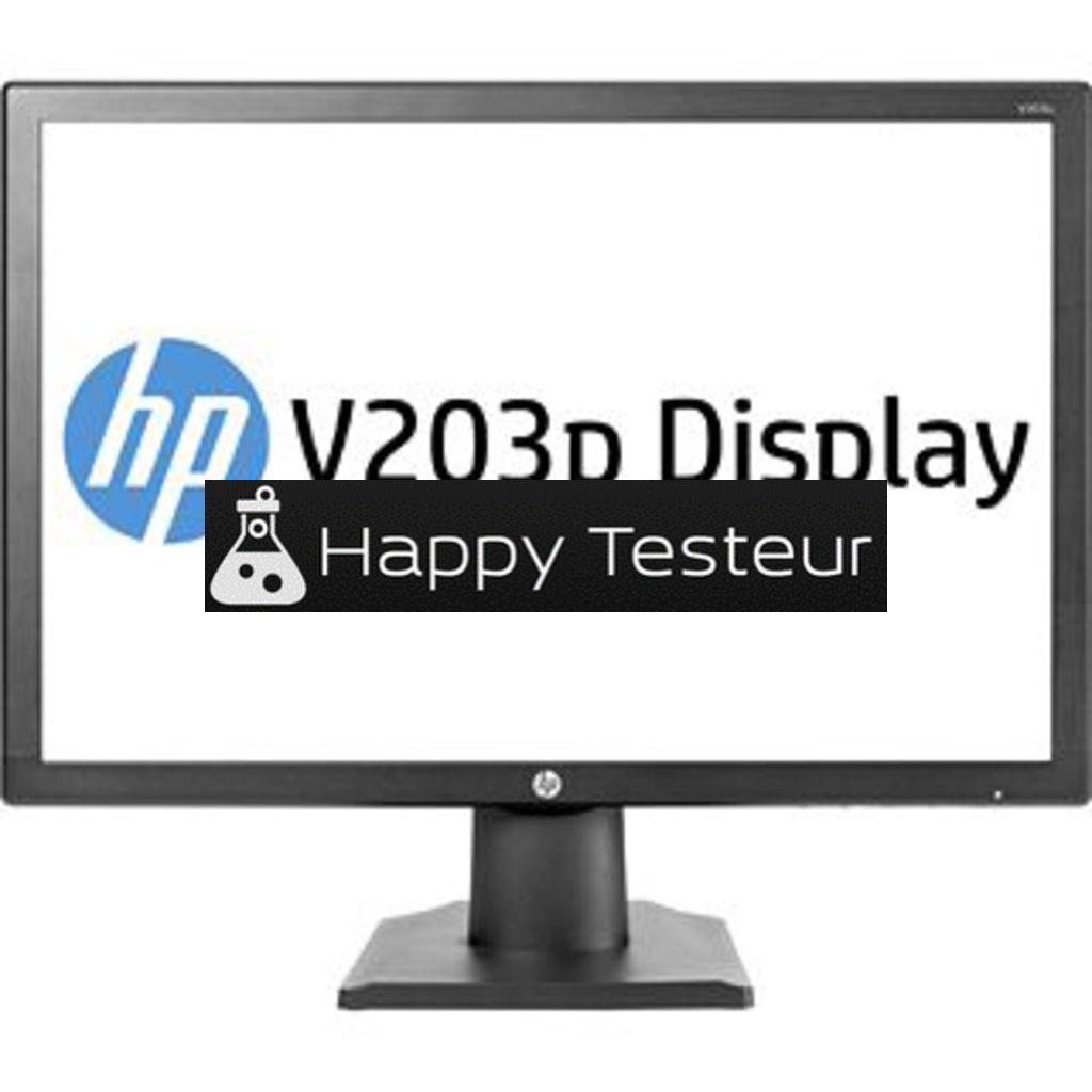 test HP V203p