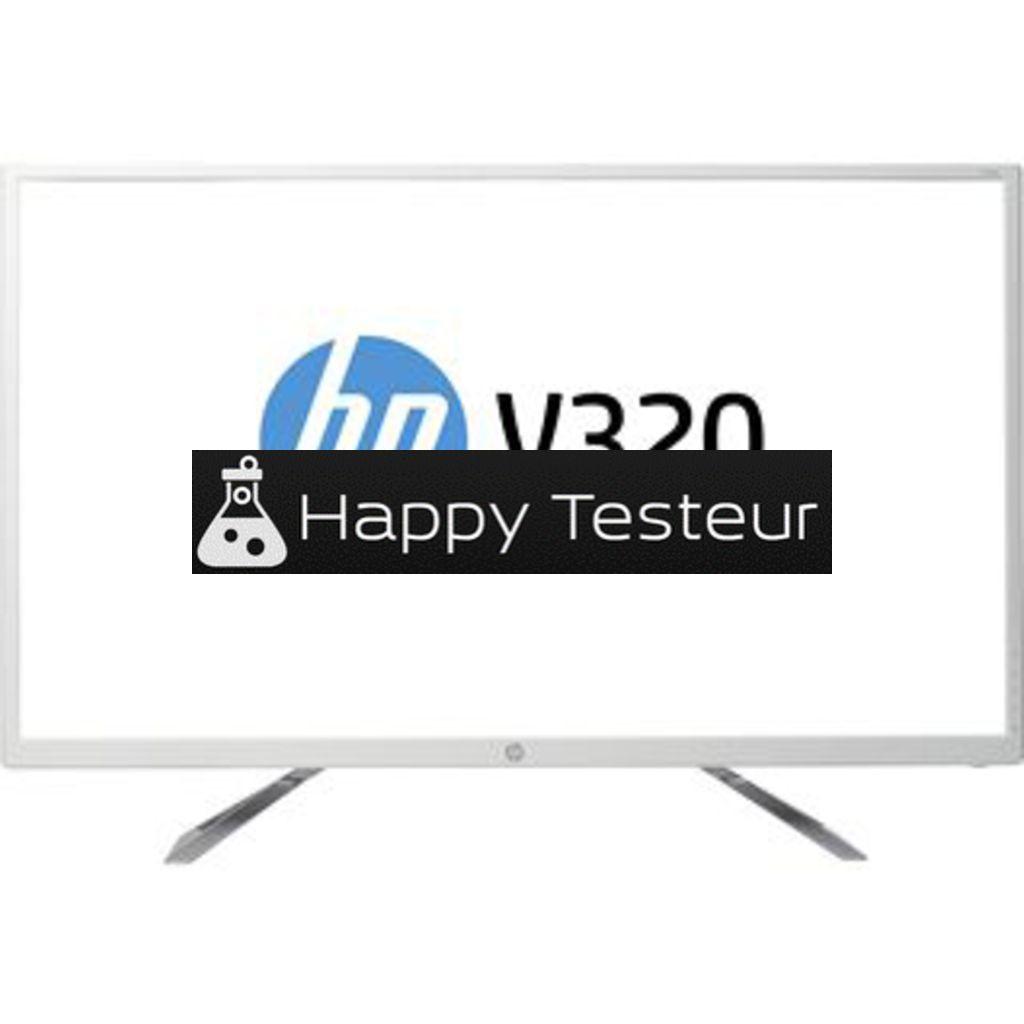 test HP V320
