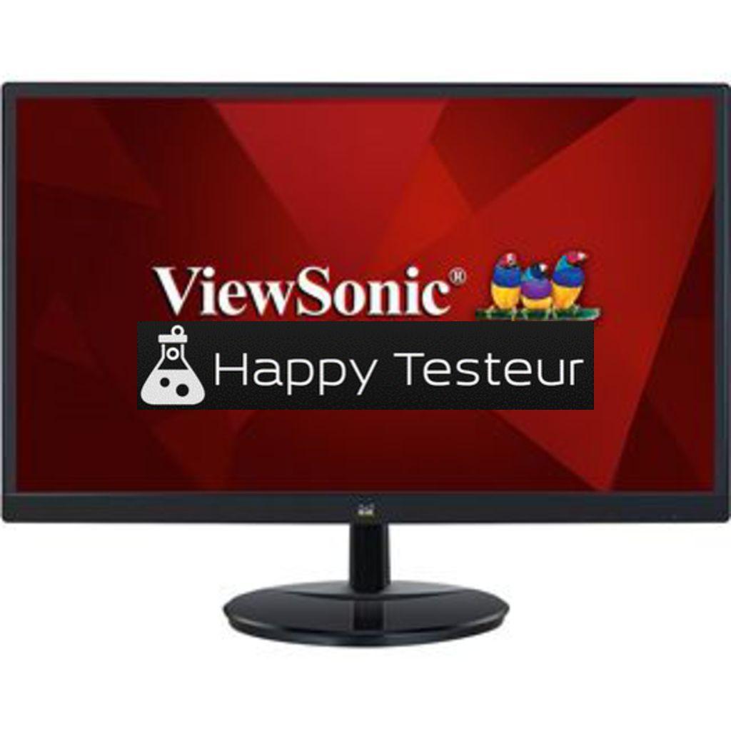 test ViewSonic VA2459-smh