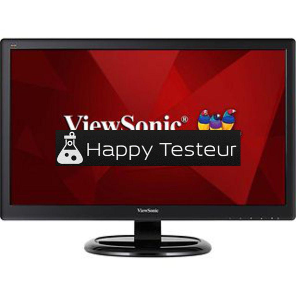 test ViewSonic VA2465Sm-3