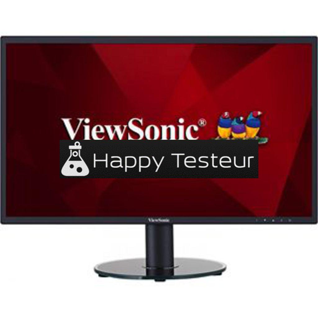 test ViewSonic VA2719-smh