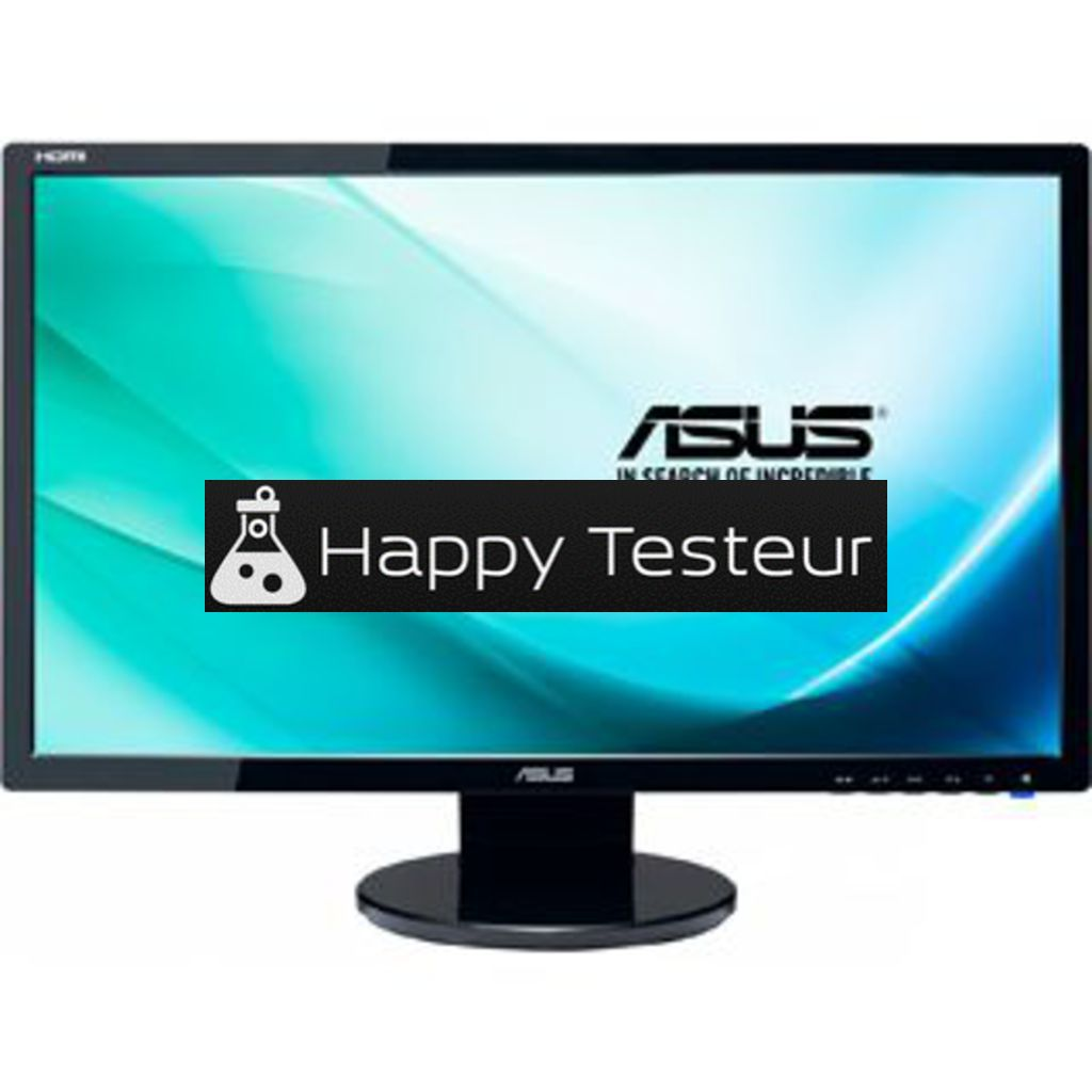 test Asus VE248HR
