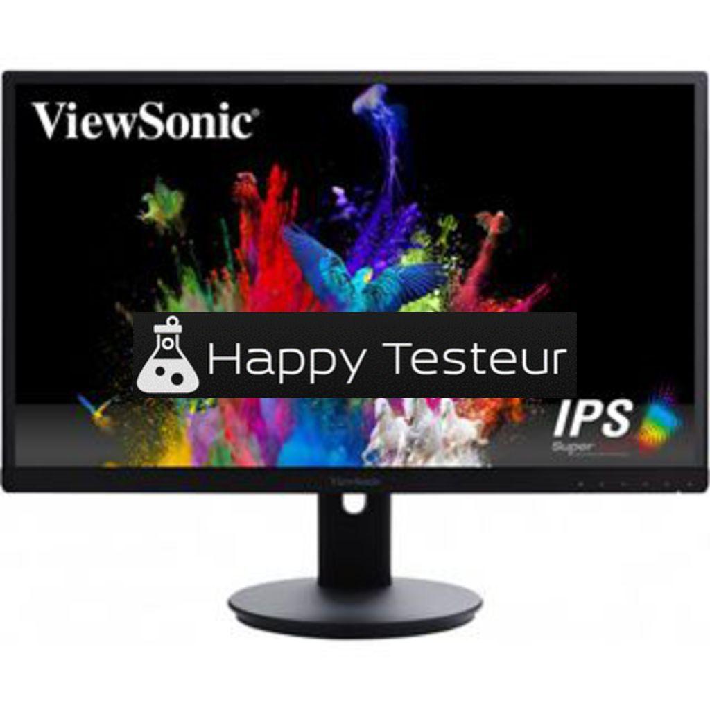 test ViewSonic VG2453