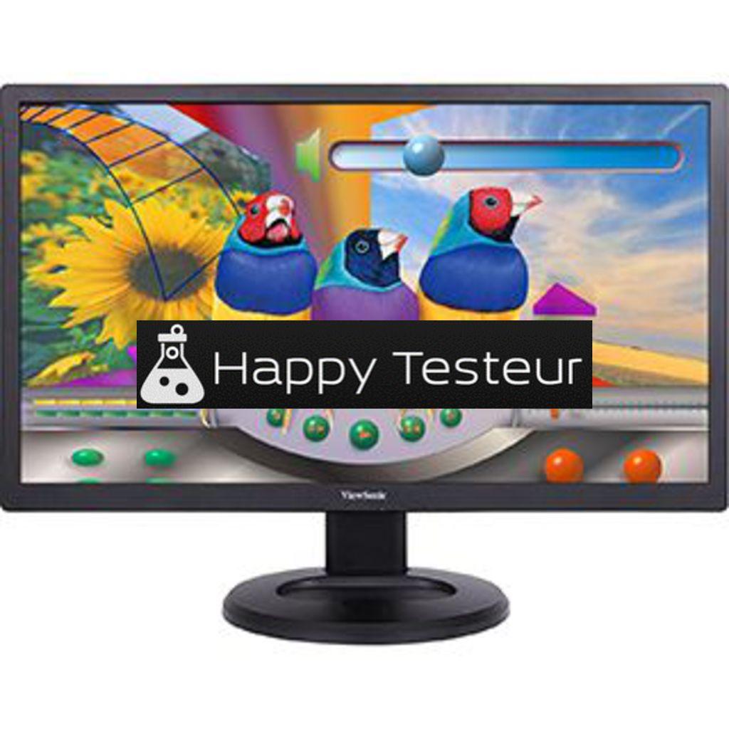 test ViewSonic VG2847Smh