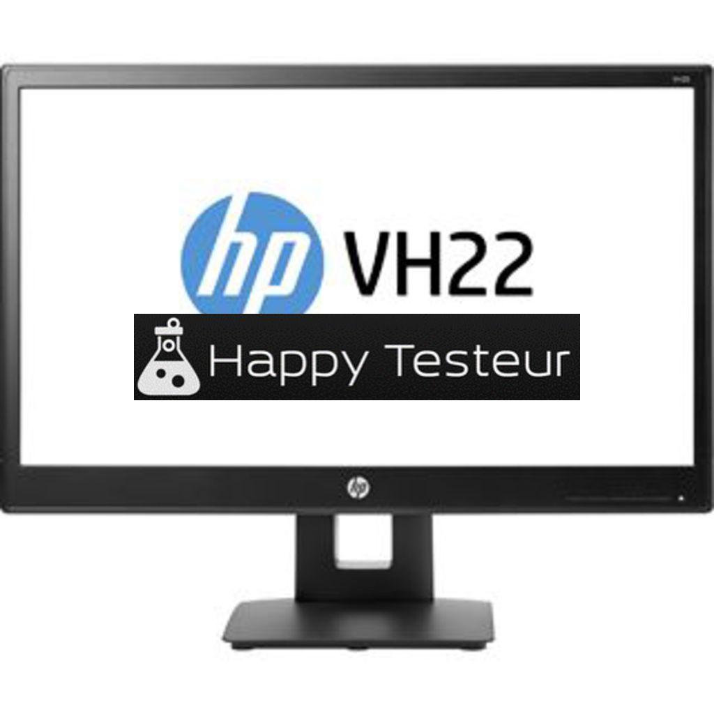 test HP VH22