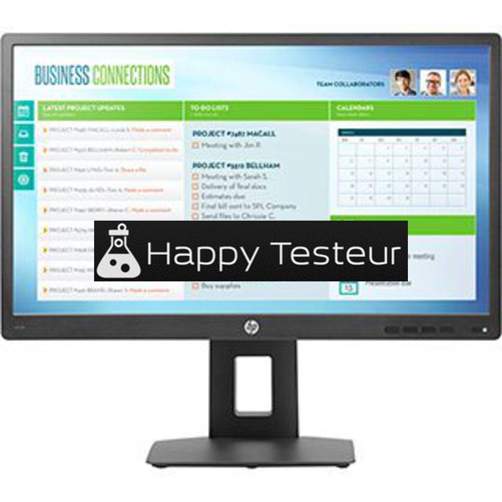 test HP VH24