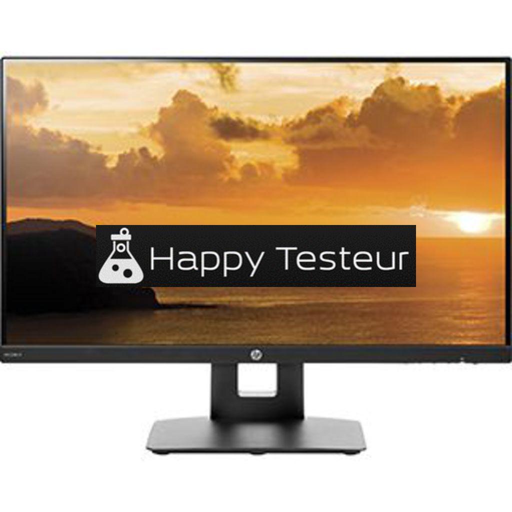 test HP VH240a
