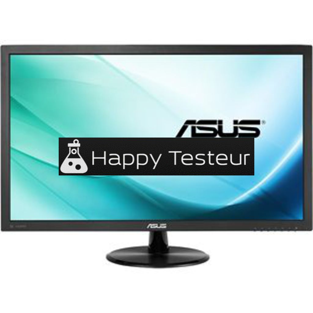 test Asus VP247H