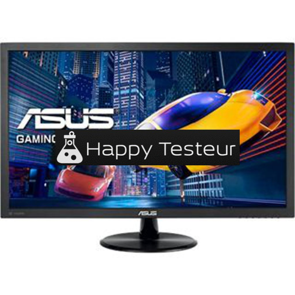 test Asus VP278QG